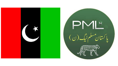 PPP and PML-N