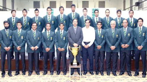 Team to give positive results in U-19 World Cup