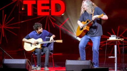 Guitar whiz kid Impresses with jaw-dropping Rendition