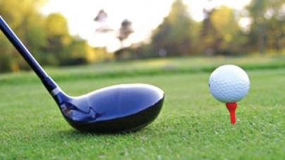 Palmers Golf Cup for Royal Palm Blues