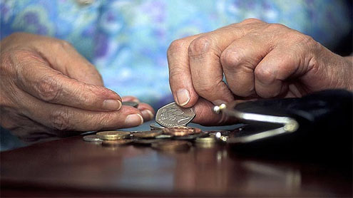 Pensioners to be insured against stock market falls