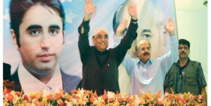 Elections will be on time: Zardari