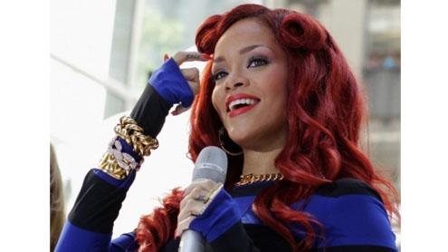 Rihanna turns designer