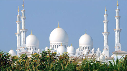 Shaikh Zayed Grand Mosque to be open for visitors till noon