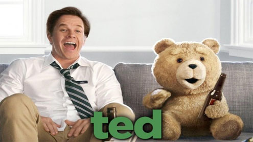 Ted takes the weekend box office