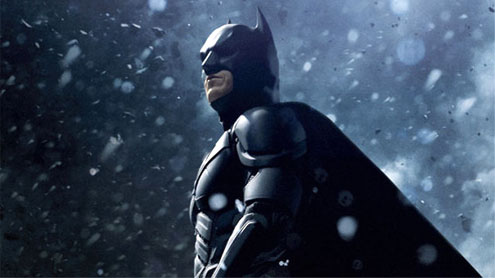 Review – The Dark Knight Rises