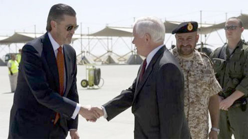 Obama names new Afghan, Pakistan envoys