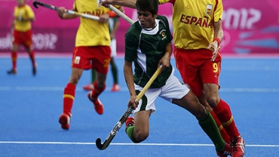 Unlucky Pakistan Draw With Spain