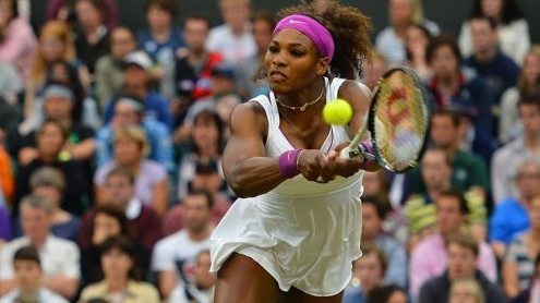 Williams dethrones Kvitova, Azarenka marches on