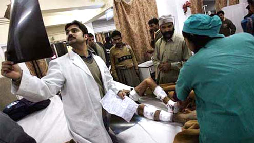 Young doctors call off strike