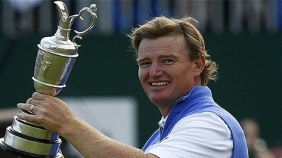 Ernie Els wins The Open 2012 as Adam Scott collapses at Royal Lytham with four bogeys in last four shots