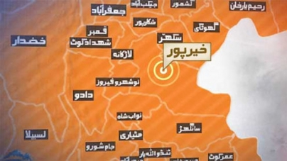 Khairpur: 8 killed, many injured in car-bus collision
