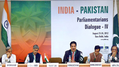 4th Round of Indo-Pak Parliamentarians Dialogue begins in New Delhi