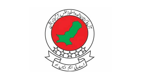 The APMSO logo.