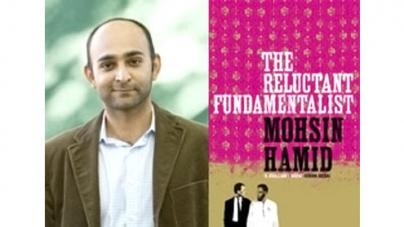 Mohsin Hamid 'star struck' on red carpet