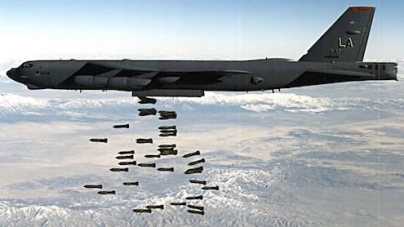 Officer creates database of every US bomb dropped