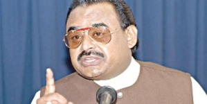 Pakistan facing grave challenges, says Altaf