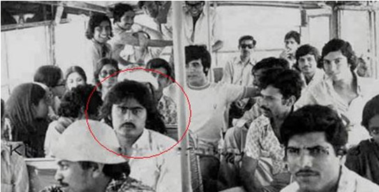 Altaf Hussain with APMSO
