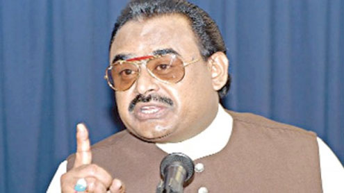 Pakistan facing grave challenges, says Altaf