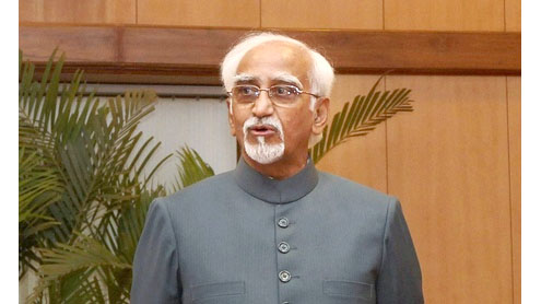 India's Ansari defeats challenger to remain vice president