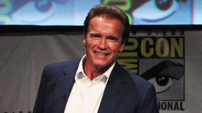 Arnold Schwarzenegger proud of one-liners