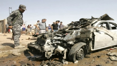 Attacks in Iraq kill general and 4 others