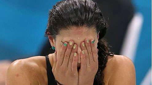 Australia left wishing its Olympic athletes cried tears of gold