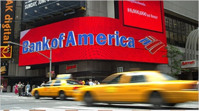 Bank of America names four new directors