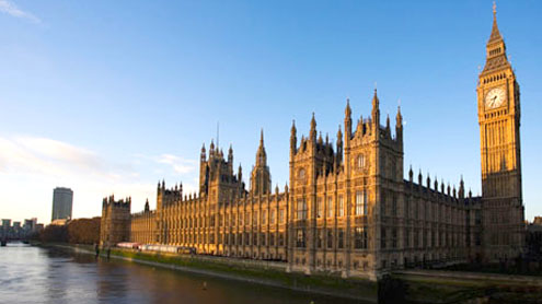 British parliament could shut for 5 years