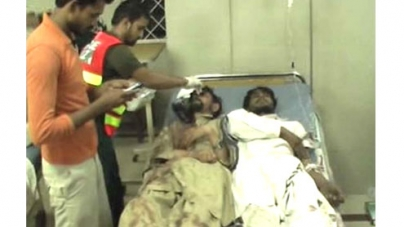 7 killed, 80 injured as two buses collide in DG Khan