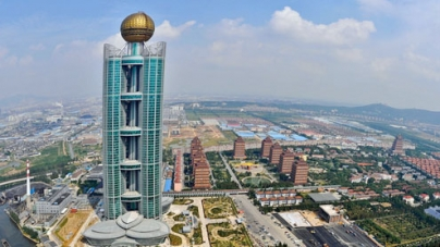China's wealthiest village sets up aviation company