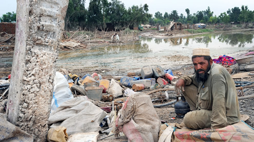Devastating rains kill 11 in KP, Fata