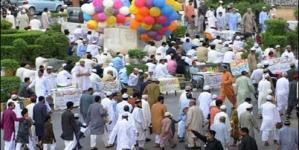 Eid celebrated with religious fervour