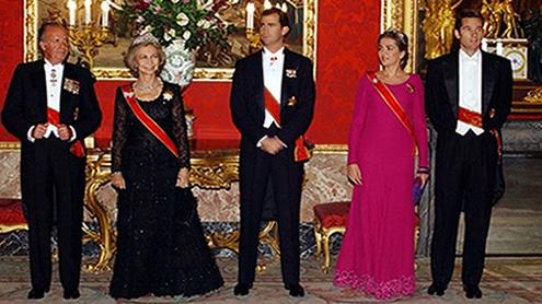 Europe royals