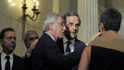 Eurozone crisis Greek hopes for leniency over austerity set back