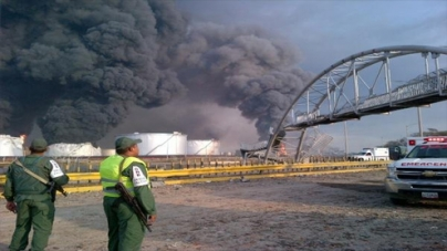 Explosion kills 39 at Venezuela's biggest refinery