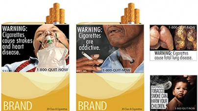 Federal appeals court strikes down FDA tobacco warning label law