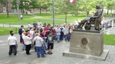 Harvard University probes mass exam 'cheating'