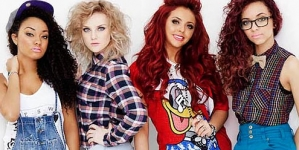 I am not jealous that loads of girls fancy my Zayn its funny Little Mixs Perrie Early days of Little Mix