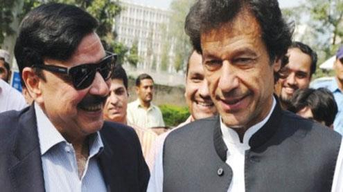 Imran, Sheikh Rasheed form electoral alliance