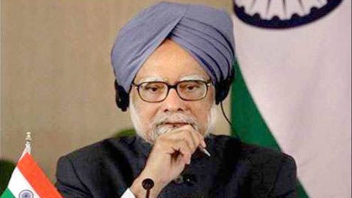 Indian PM drowned out in growing furore over 'coalgate'