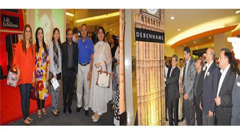 International fashion store now in Karachi
