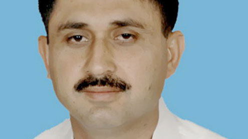 Dasti announces to contest against Khar in polls