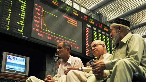 KSE suspends trading of 13 companies