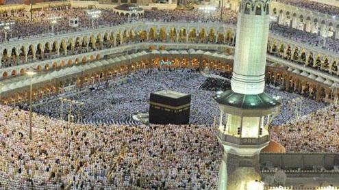 Two million faithful throng the Grand Mosque for Lailat Al-Qadr prayers