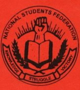 Logo of the left-wing National Students Federation