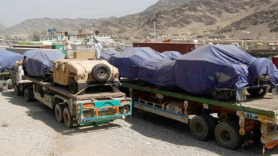 Pakistan: Main NATO supply route reopens