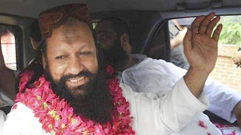 Malik Ishaq arrested in Lahore
