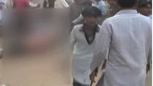 Man lynched by mob in Tando Adam