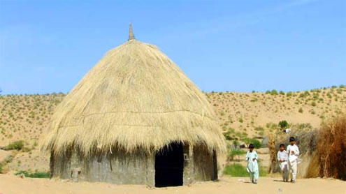 Mass starvation in Tharparkar